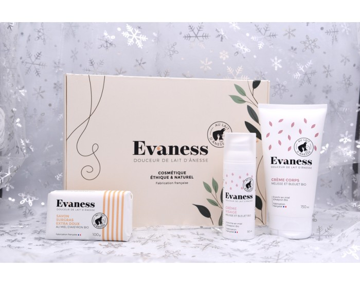 EVANESS COSMETIQUES Box Douceur