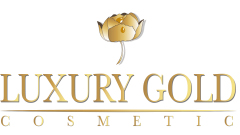 Luxury Gold Cosmetic
